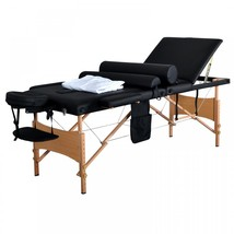 Portable Massage Table Professional Carry Case Body Massager Relaxing Fa... - $148.49