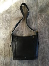 Vintage COACH Legacy Black Leather Bucket Bag (No. AOC-9816) - $99.99
