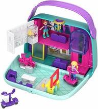 Polly Pocket Mini Mall Escape - $18.59