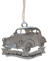 Life ie Beautiful Inspirational Zinc Ornament by Ganz- Follow Your Heart - $143,87 MXN