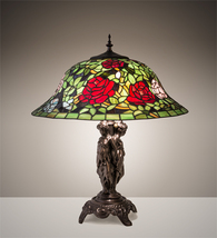 "24"" High Rosebush Table Lamp - £547.39 GBP"