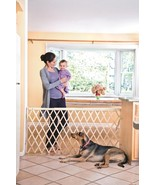 Evenflo Expansion Swing™ Gate, Natural Wood - 1602100 - $58.49