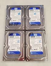 ^^^4 x Western Digital WD Blue 500GB Internal 7200 RPM WD5000AAKX Hard Drives - $58.41