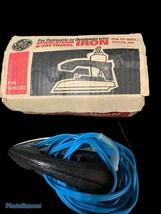 GE Travel Dry Iron Vintage 100% Working F49 9480-312 120V OR 230V USA,No... - $25.25