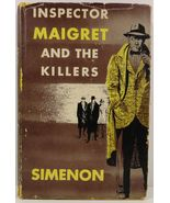 Inspector Maigret and the Killers by Georges Simenon - $5.99