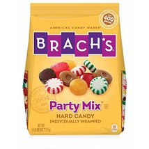 Brach's 5lb Party Mix Individually Wrapped Hard Candies Bag 80oz - $20.78