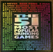 51 Most Popular Drinking Games - $10.84