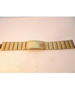VINTAGE 1/20 10kt gf tops kriesler stelux BULOVA accutron watch band for... - $108.00