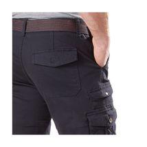 NEW Weatherproof Vintage Mens Comfort Stretch Utility Cargo Shorts & Adjust Belt image 3