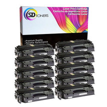 SD Toners 10PK 80X CF280X Toner Cartridge For LaserJet Pro 400 MFP M425,... - $119.99