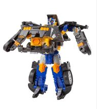 Hello Carbot Buddy Guard Trasformation Action Figure Toy image 5