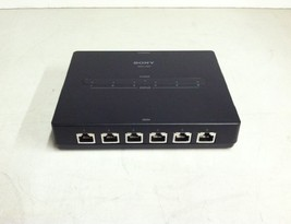 Sony PCSA-B768S ISDN 6-Port Video Conference Unit No AC Adapter - $56.25