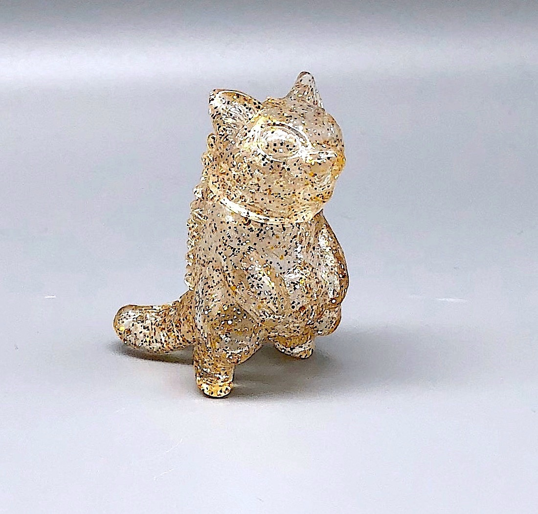Max Toy Gold Glitter Micro Negora