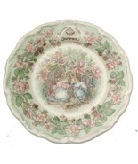Royal Doulton Brambly Hedge Summer Plate 21 cms - $29.28