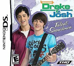 Drake & Josh: Talent Showdown (Nintendo DS, 2007) - $1.97