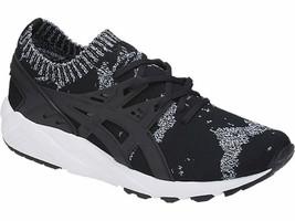Womens Asics Gel-Kayano Trainer Knit - Black/Black, Size 6.5 US - $144.99