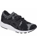 Womens Asics Gel-Kayano Trainer Knit - Black/Black, Size 6.5 US - $144.99