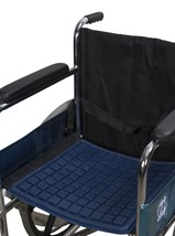 Gel Support Wheelchair Seat Cushion for Optiumum Patient Comfort Even After Long - $83.68