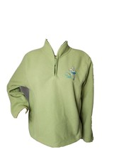 Disney Store Exclusive Tinkerbell Fleece Jacket Lught Green Tink Womens ... - $31.35
