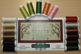 THREAD PACK Sulky Threads (17 colors) Overheard... - $30.00
