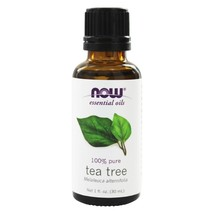 NOW Foods Tea Tree Oil, 1 Ounces - $10.69