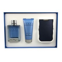 Salvatore Ferragamo Aqua Cologne Essential Gift Set, 3.4 Fluid Ounce - $73.50