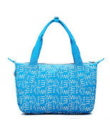 Women Nylon Letter Tote Handbags Casual Shoulder Bags Capacity Shopping ... - $1.140,88 MXN