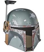 Star Wars The Black Series Boba Fett Premium Electronic Helmet - $149.99