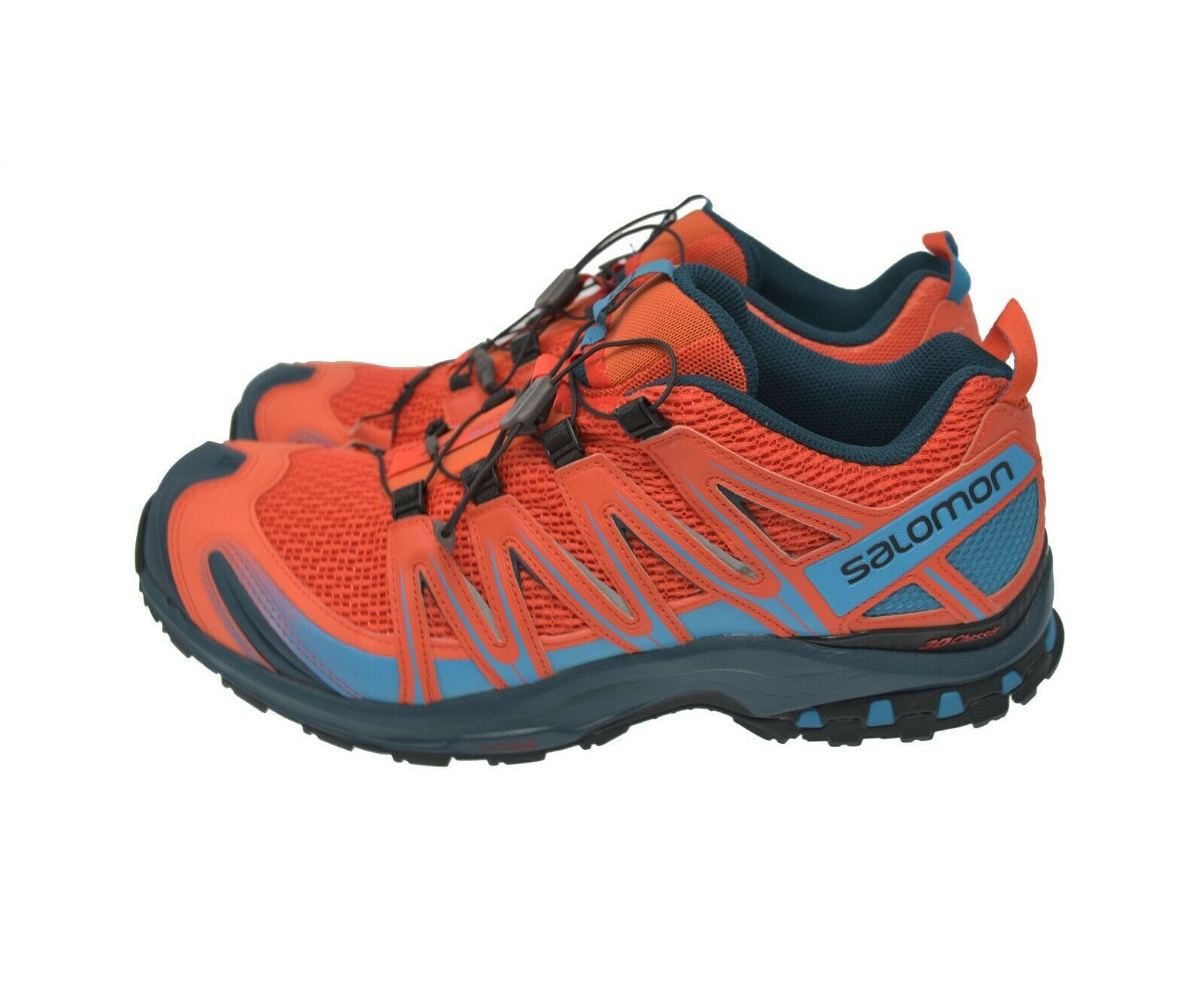 Solomon XA PRO 3D Trail Running Men's Sz 12.5 EU 47.5 Hiking Trail Sports Shoes image 3