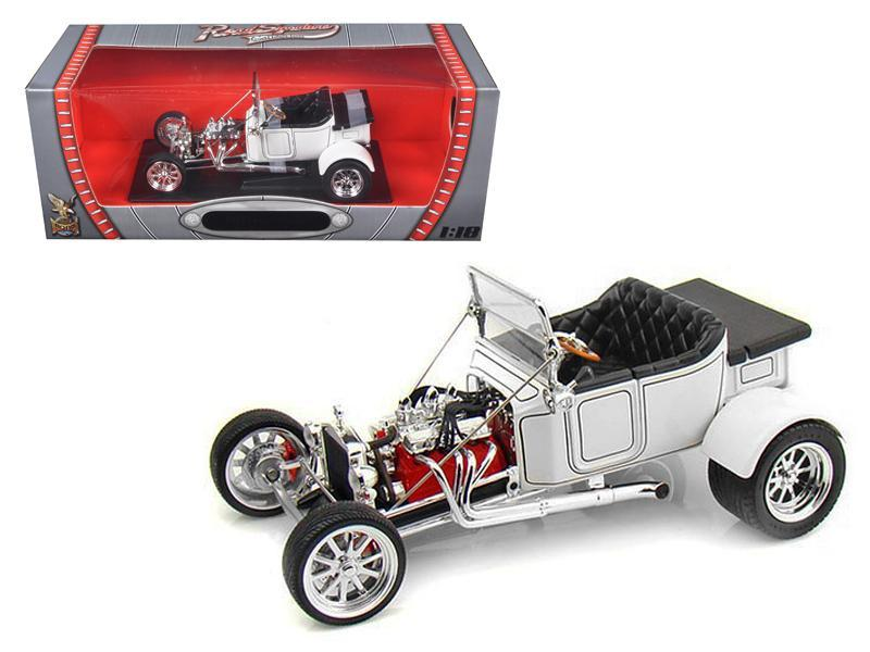 1923 Ford T-Bucket Roadster 1:18 Diecast Car Model by Road Signature for sale  USA
