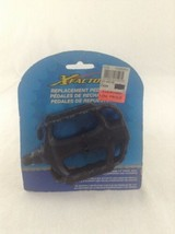 """New Kent X-Factor Bicycle Bike Pedals 1/2"""" Pedal Axle Sport Accessory - €10,76 EUR"""