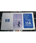 Genuine HP 15A C7115A Black LaserJet Toner Cartridge BRAND NEW - $24.08
