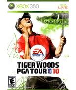 Xbox 360 -Tiger Woods PGA Tour 10 - $10.00