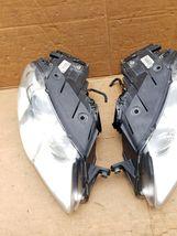 06-10 Volkswagen Passat Afs HID Xenon Headlight Head Lights Lamps Set L&R image 4