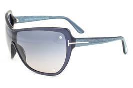 Tom Ford Ekaterina Blue / Blue Gradient Sunglasses TF363 86U - $155.82