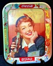 Coca-Cola Tray Have a Coke AA20-2195 Vintage Collectible