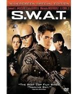S.W.A.T. DVD - $1.90