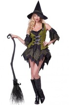 Bewitching Babe Halloween Witch Costume - $16.99