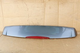 08-13 Acura MDX Rear Hatch Lip Spoiler Wing Garnish w/ Brake Light