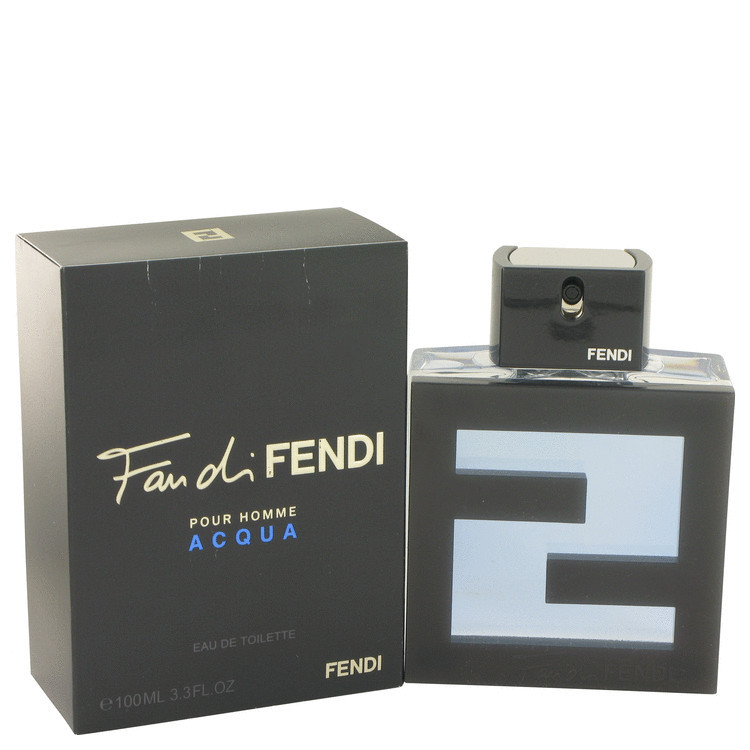 Fendi Fan Di Fendi Acqua 3.4 Oz Eau De Toilette Cologne Spray