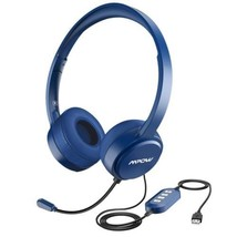 Mpow USB Office Headset/ 3.5mm Computer Headset with Microphone Noise...  - $37.41