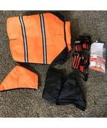 Zack & Zoey Orange Size Medium Nylon Cold Weather Jacket - $9.90