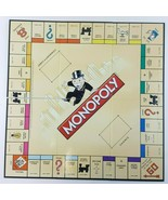 Monopoly 2009 Vintage Game Collection Game Board Only Replacement Game Part - $9.99