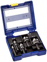 IRWIN Countersink Drill Bit Set for Metal, 5-Piece 1877793 - $36.92