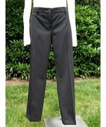 Prada Pants Dress Slacks Black Trousers Stretch NWT $650 48 - $246.51