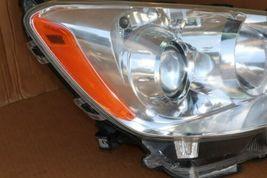 "12-15 Toyota Prius ""C"" NHP10 Headlight Head Light Lamps Set Pair L&R POLISHED image 4"