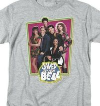 Saved by the Bell Bayside Tigers retro 80's 90's teen sitcom graphic tee NBC319 image 3