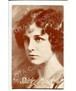 SHIRLEY MASON-PORTRAIT-1920s-ARCADE CARD! G - $21.73