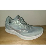 Saucony S10551-45 Kinvara 11 Women's Running Shoes Grey Coral Size 5.5 U... - $69.29