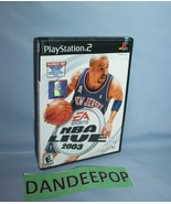 NBA Live 2003 Sony Playstation 2 Video Game - $8.90